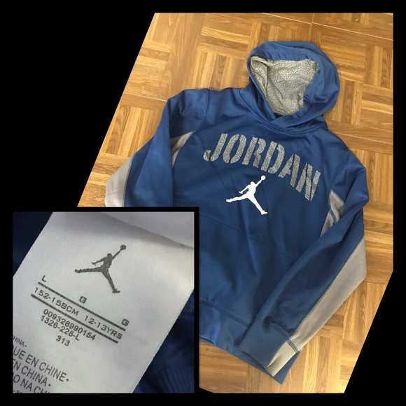 e5d9124b86e Jordan Shirts & Tops | Youth Hoodie | Poshmark